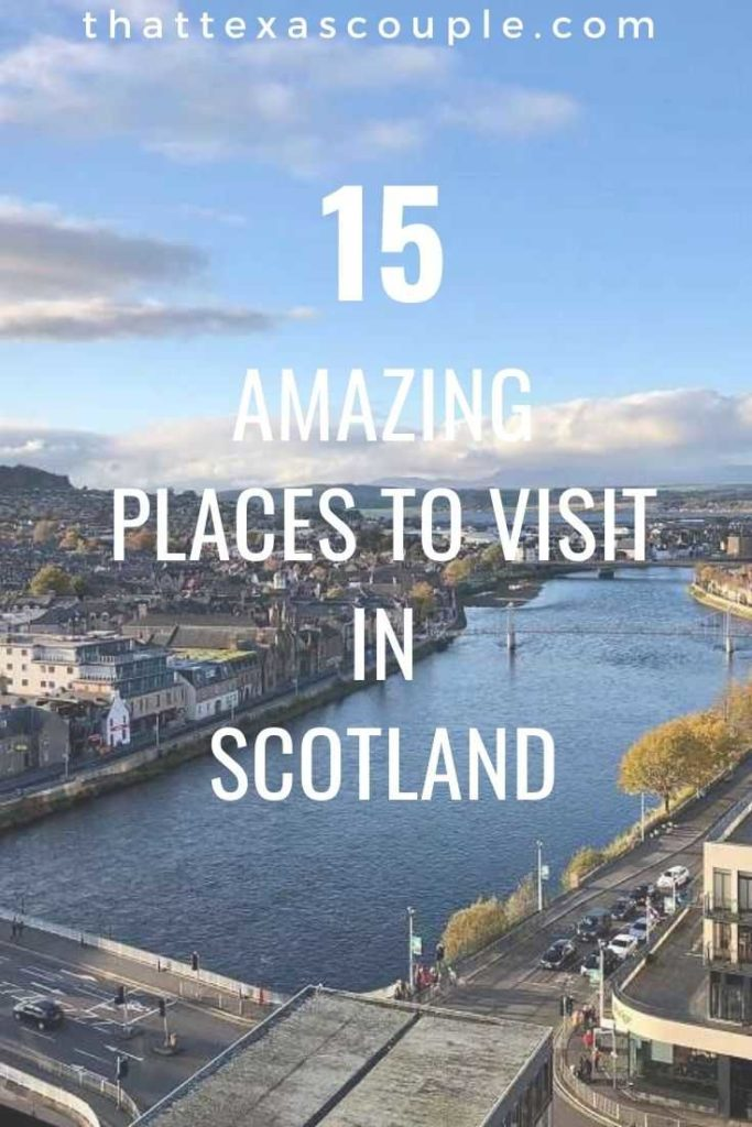 Are you planning a trip to Scotland? There are so many amazing places to visit in Scotland that it can get overwhelming. Let us help you with this post! #traveltips #unitedkingdom #scotland #travel #europe