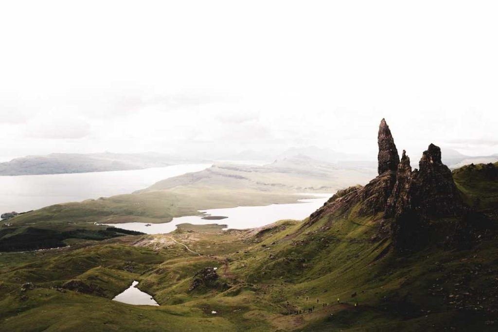 places to visit in Scotland-old man of storr