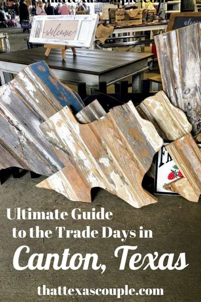 Planning a visit to the Canton, TX trade days? Then check out this post where we help you to navigate this massive flea market. #cantontx #texas #tradedays