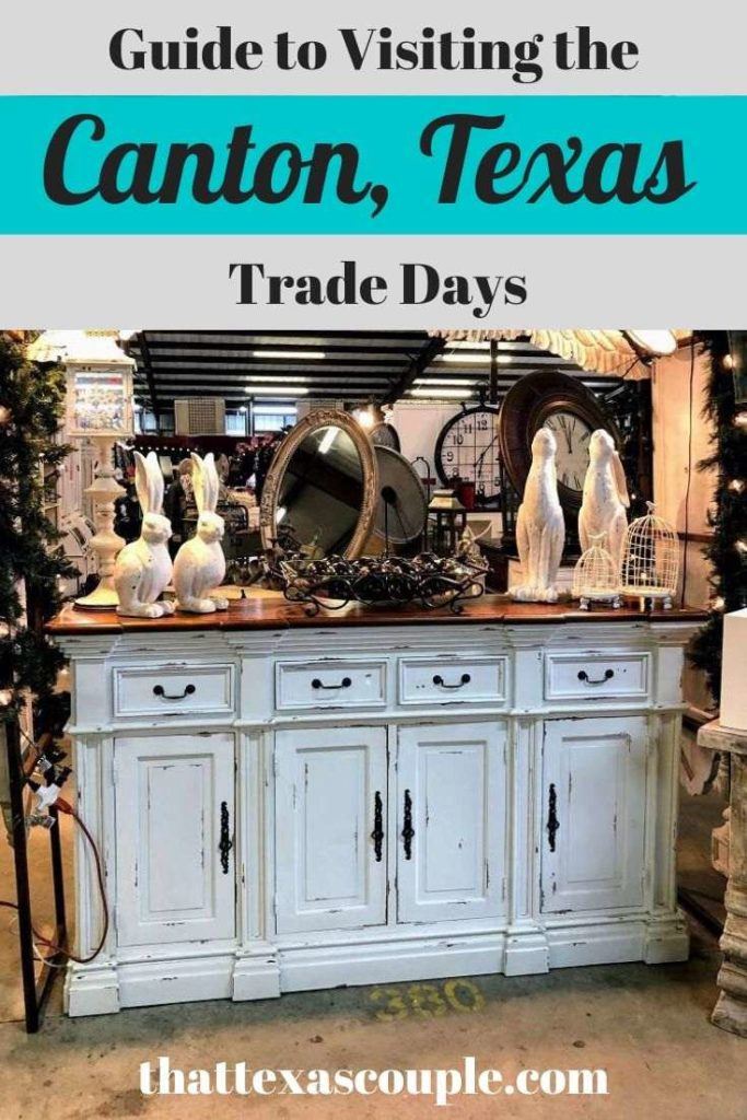 Canton trade days is a major draw for tons of people. Read this post to better prepare for your visit to Canton, TX. #canton #texas #traveltips