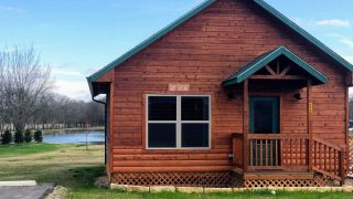 cabins in canton