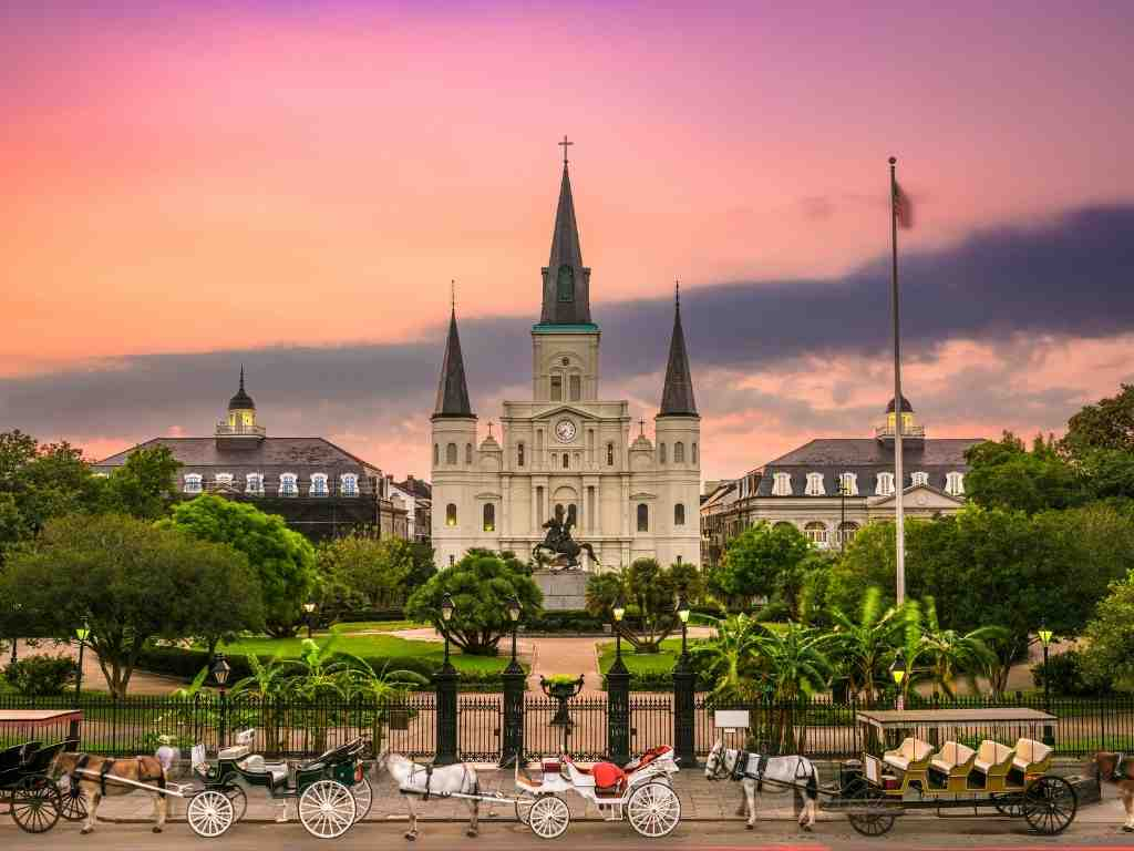New Orleans-stay at home date ideas