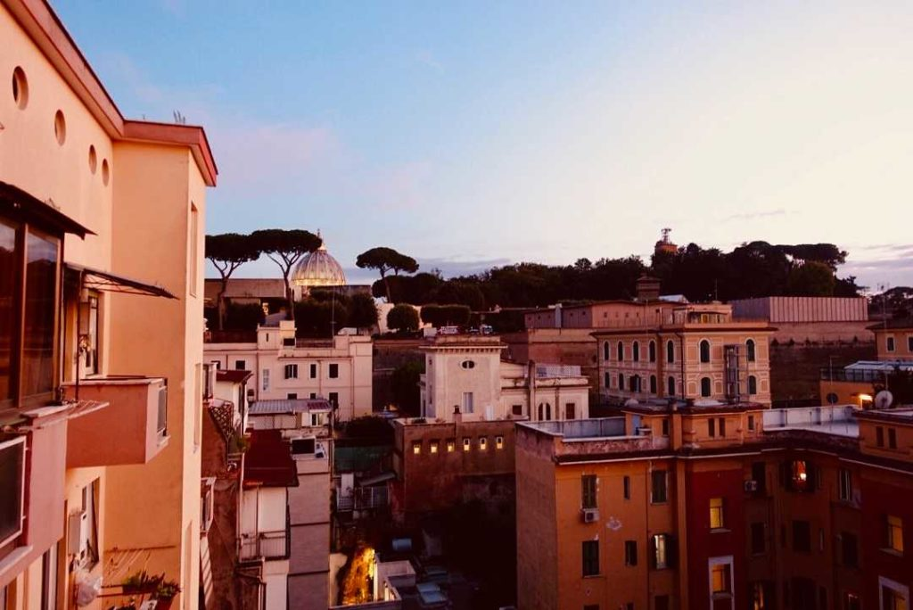 airbnb-best places to stay in Rome