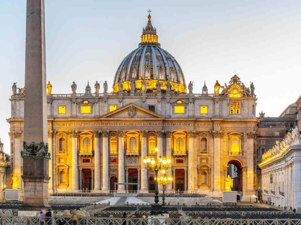 The Vatican-best areas and neighborhoods in Rome