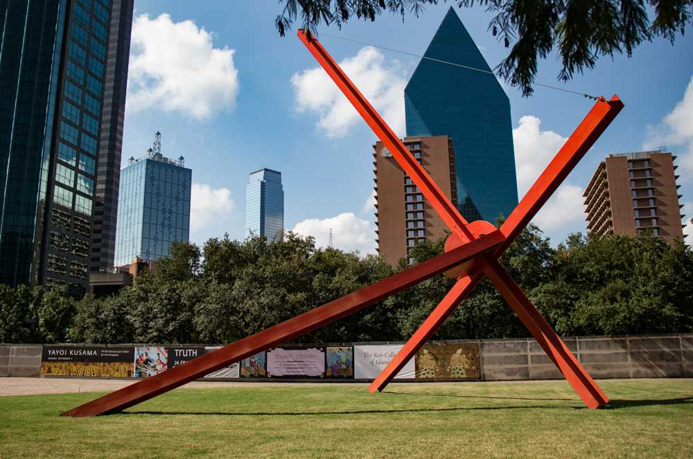 Dallas is a great road trip in Texas