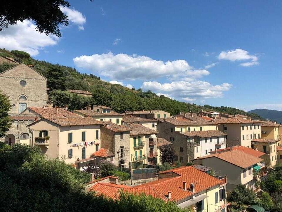 Cortany is a beautiful town in Tuscany