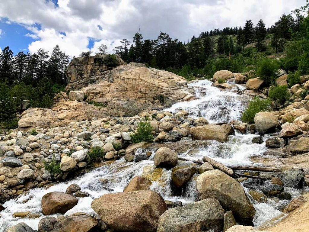 Rocky Mountain National Park should be on your list of Estes Park things to do