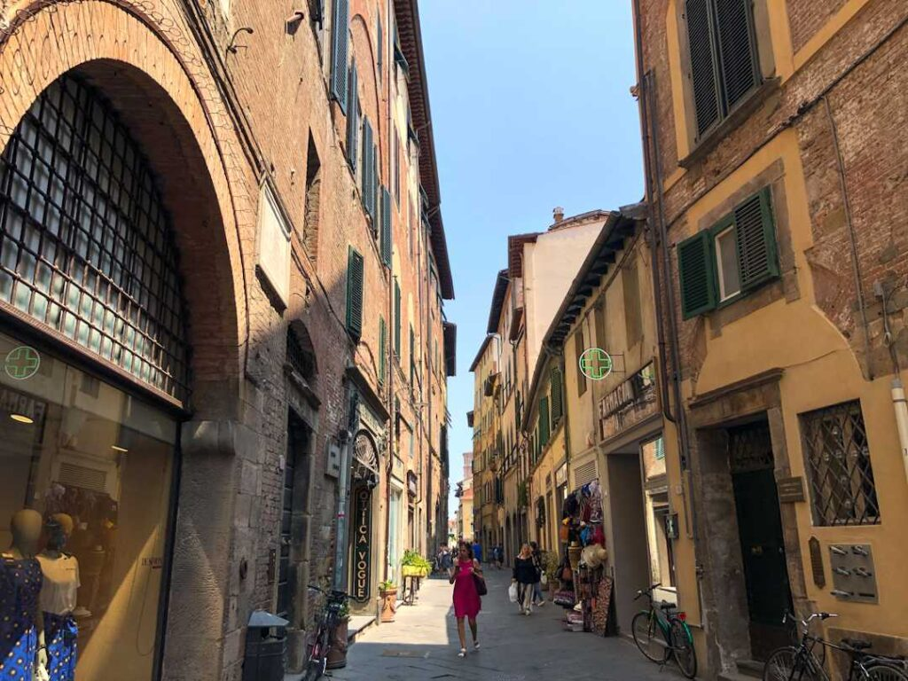 Towns in Tuscany-Lucca