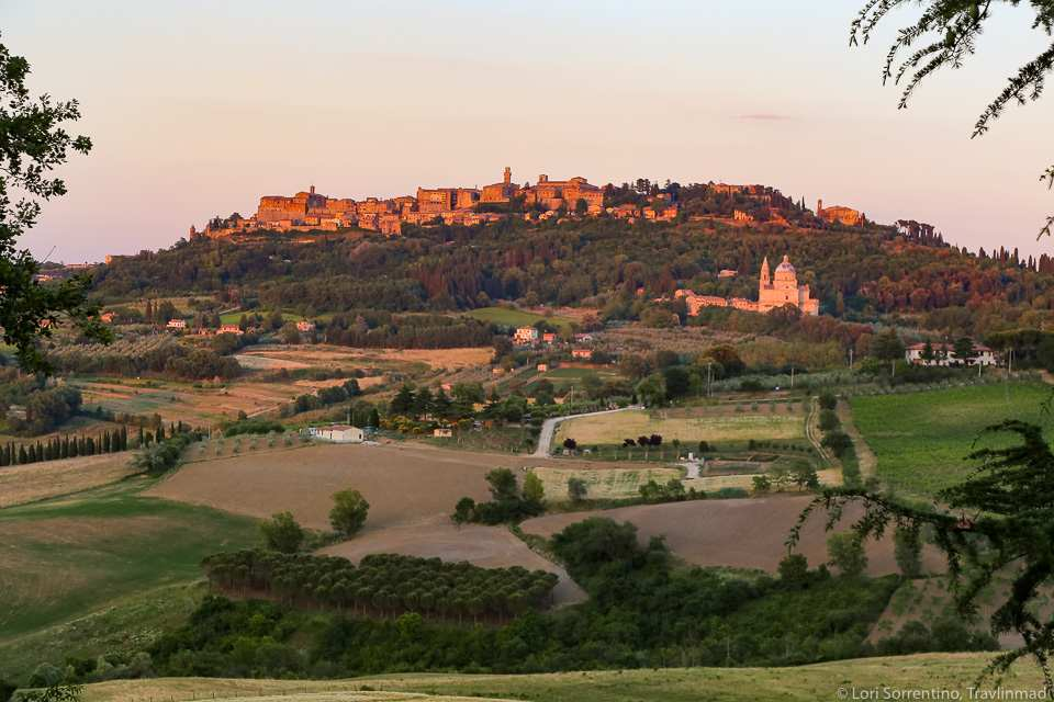 Montepulciano-Towns in Tuscany
