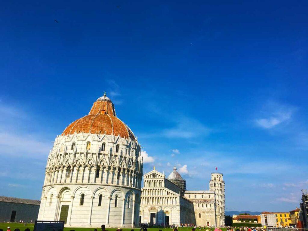 Pisa church