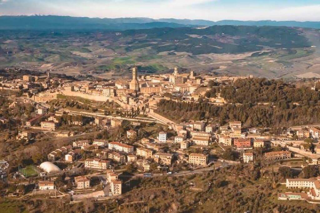 Towns in Tuscany-Pontedera