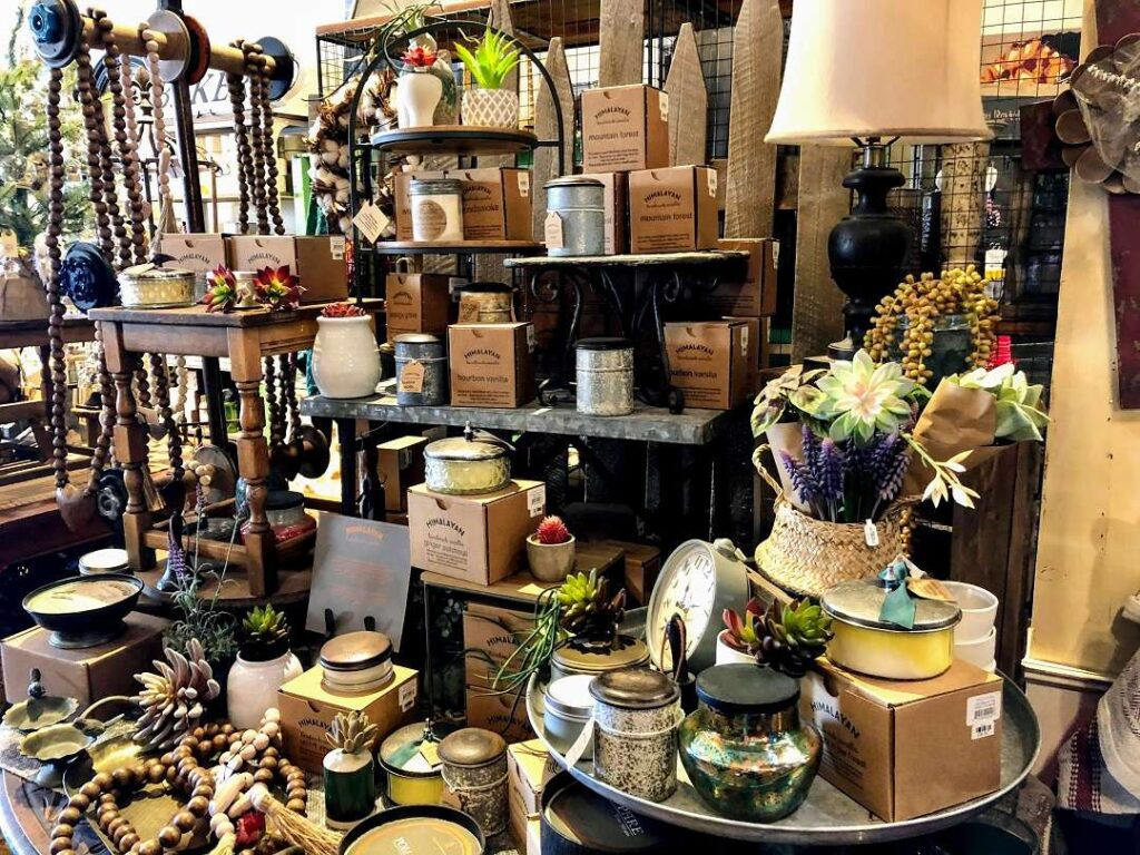 shopping is one of the things to do in Granbury Texas