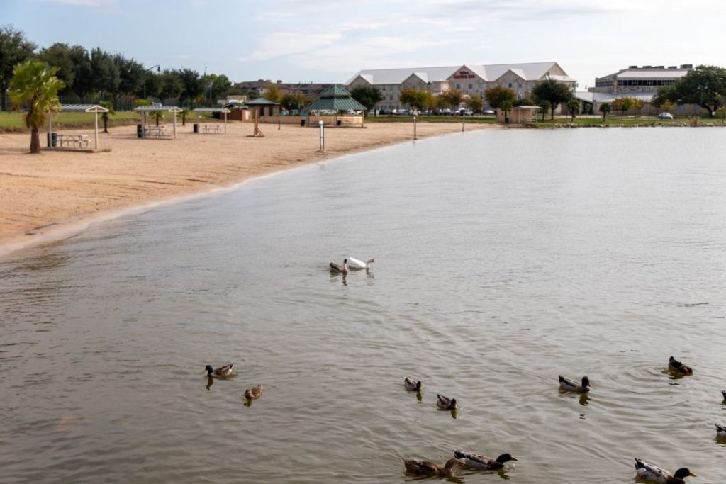 Lake Granbury is one of the things to do in Granbury TX