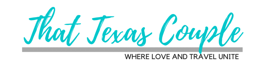 That Texas Couple-Where Love and Travel Unite