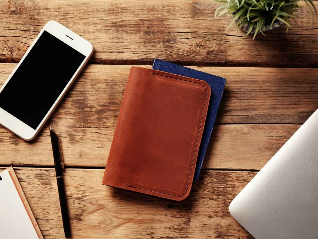 passport covers are great gifts for travel lovers