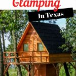 treehouse Texas glamping